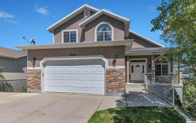 14058 S Stone Canyon Dr, Draper, UT 84020 (#1686192) :: Big Key Real Estate