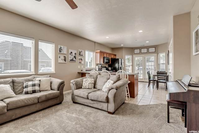 114 E Bella Monte Dr. S, Draper, UT 84020 (#1686788) :: Big Key Real Estate