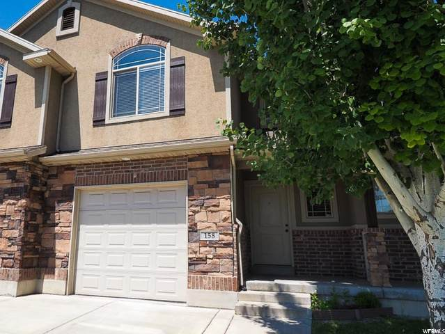 158 Evans Loop, Layton, UT 84041 (#1687009) :: Red Sign Team