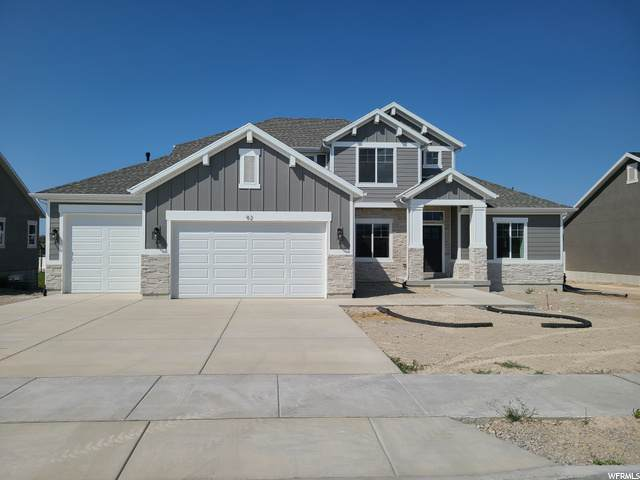 92 W Magnolia Dr, Stansbury Park, UT 84074 (MLS #1687552) :: Lookout Real Estate Group