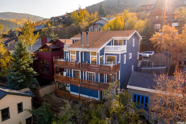 236 & 238 NORFOLK Ave, Park City, UT 84060 (#1687591) :: The Perry Group