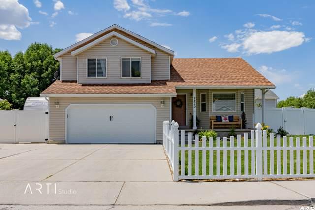 1270 S 2640 E, Spanish Fork, UT 84660 (#1688278) :: Big Key Real Estate