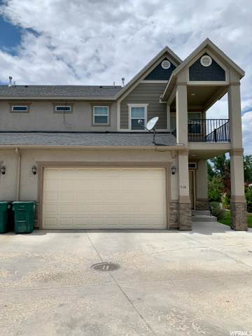 516 S 320 E, Vernal, UT 84078 (#1688390) :: Big Key Real Estate