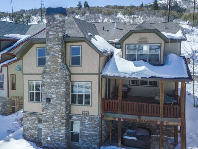 5441 Luge Ln, Park City, UT 84098 (#1688446) :: Big Key Real Estate