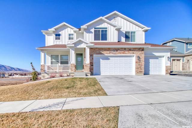 952 W Temple Rim Ln, Payson, UT 84651 (#1688551) :: Big Key Real Estate