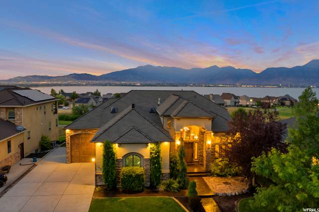 1836 S Gallant Rd, Saratoga Springs, UT 84045 (#1689412) :: Belknap Team