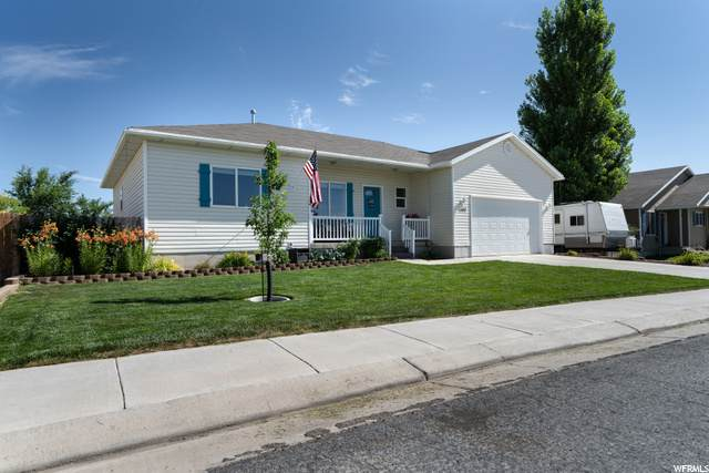 1392 W 925 S, Vernal, UT 84078 (#1690059) :: Colemere Realty Associates