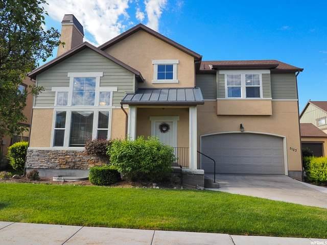 5123 W Fortrose Dr S, Herriman, UT 84096 (MLS #1690356) :: Lookout Real Estate Group