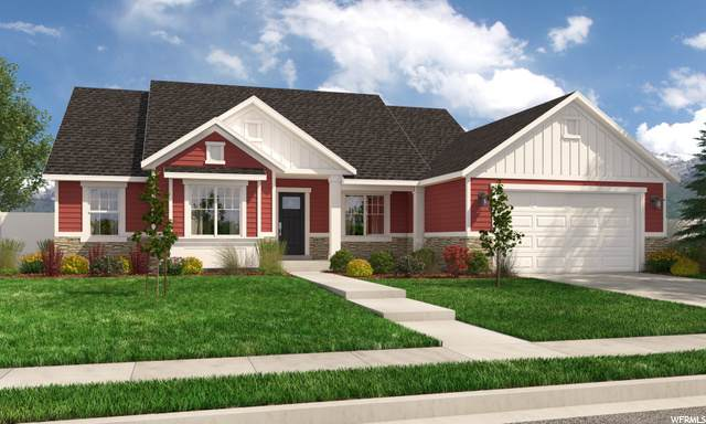 3733 S Larkspur Cir #404, Saratoga Springs, UT 84045 (#1690489) :: Big Key Real Estate