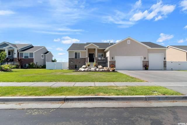 2471 W 2775 N, Farr West, UT 84404 (#1690649) :: Big Key Real Estate