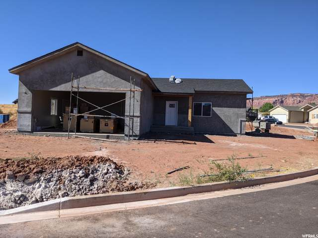 1518 S East Creekside Dr #62, Kanab, UT 84741 (#1690950) :: The Perry Group