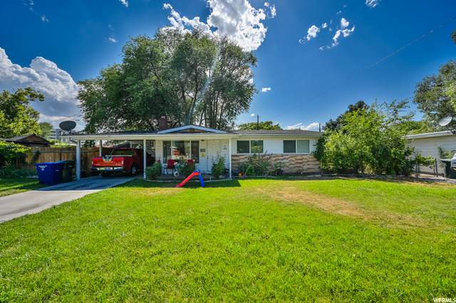 3404 S Hillsdale Dr, West Valley City, UT 84119 (#1691147) :: The Fields Team
