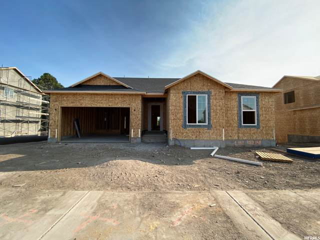 1321 W 810 S #121, Provo, UT 84601 (#1691405) :: Colemere Realty Associates