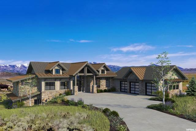 2563 Julia Ct, Park City, UT 84098 (#1691487) :: Doxey Real Estate Group