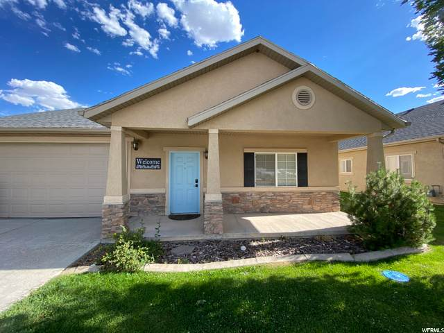 446 E 600 S, Vernal, UT 84078 (#1691539) :: Big Key Real Estate