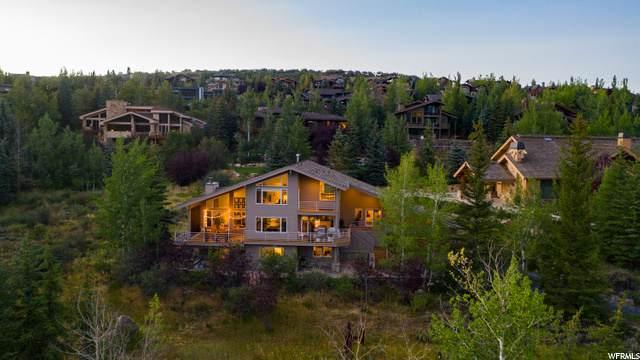 3121 American Saddler Dr, Park City, UT 84060 (#1691627) :: Big Key Real Estate