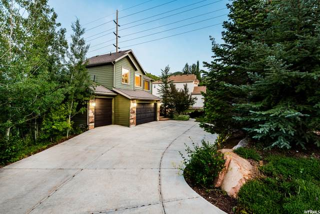 7997 Springshire Dr, Park City, UT 84098 (#1691803) :: Powder Mountain Realty