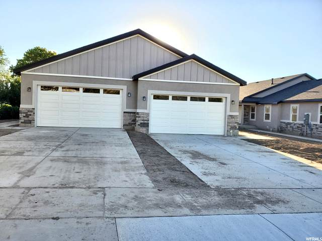 616 S Coleman St W, Tooele, UT 84074 (#1691964) :: Red Sign Team