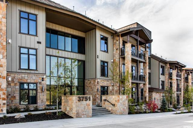 3751 Blackstone Dr 2F, Park City, UT 84098 (#1692067) :: Red Sign Team