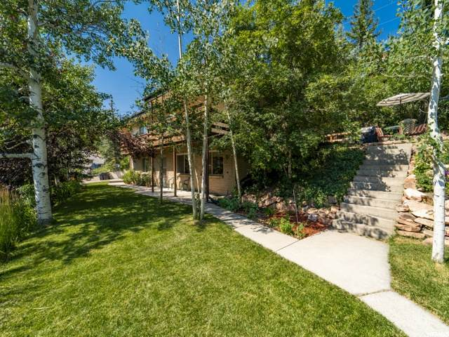 640 Aspen Dr #123, Park City, UT 84098 (#1692118) :: Exit Realty Success