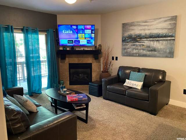 5501 N Lillihammer Ln #4303, Park City, UT 84098 (#1692152) :: Powder Mountain Realty