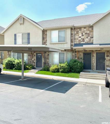 721 N Blackhorse Dr E, Spanish Fork, UT 84660 (#1692275) :: Red Sign Team