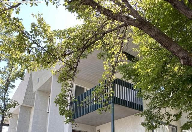 259 E Hill Ave #6, Salt Lake City, UT 84107 (#1692319) :: Big Key Real Estate