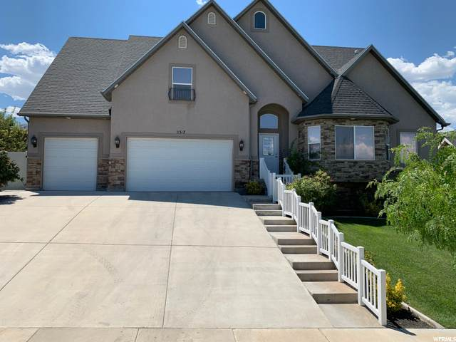 2317 S Wesson Dr #634, Saratoga Springs, UT 84045 (#1692468) :: Gurr Real Estate