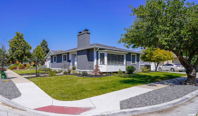 2069 E Logan Ave, Salt Lake City, UT 84108 (#1692520) :: Exit Realty Success