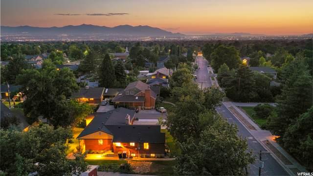 2476 E Gregson Ave S, Salt Lake City, UT 84109 (#1692703) :: Big Key Real Estate