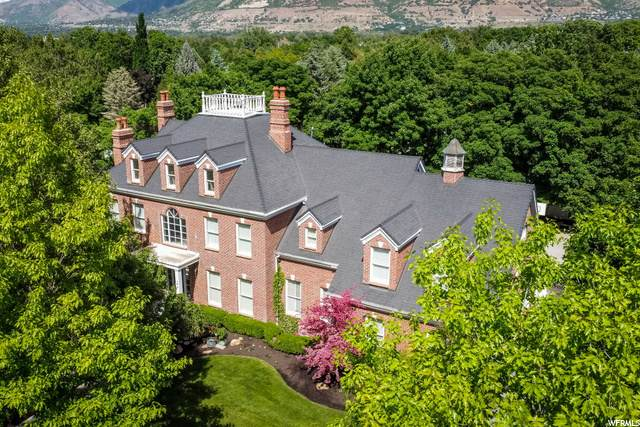 6313 S Shenandoah Park Ave, Salt Lake City, UT 84121 (MLS #1692772) :: Summit Sotheby's International Realty