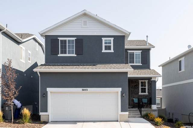 3053 S Red Pine Drive Dr W, Saratoga Springs, UT 84045 (#1692936) :: Red Sign Team