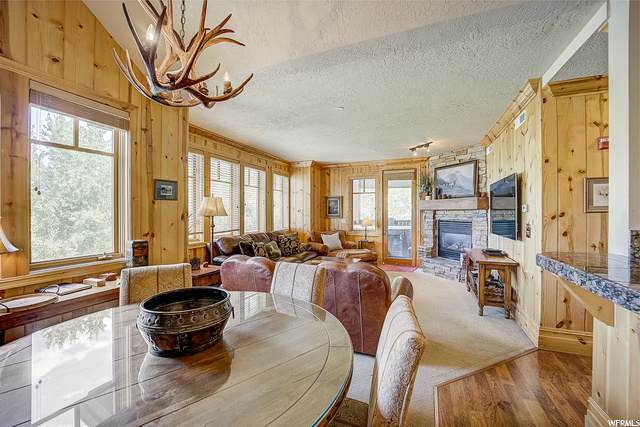 2550 Deer Valley Dr #502, Park City, UT 84060 (#1693042) :: Doxey Real Estate Group