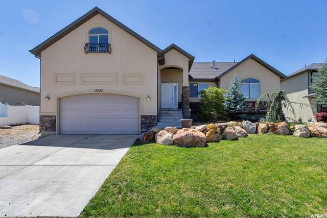 5433 W Sierra Rose Dr S, Herriman, UT 84096 (#1693147) :: Exit Realty Success