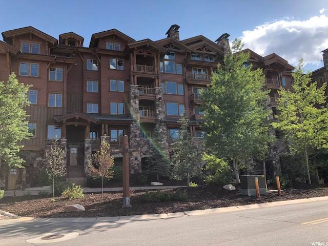 8777 Marsac Ave #401, Park City, UT 84060 (#1693249) :: Utah Best Real Estate Team | Century 21 Everest