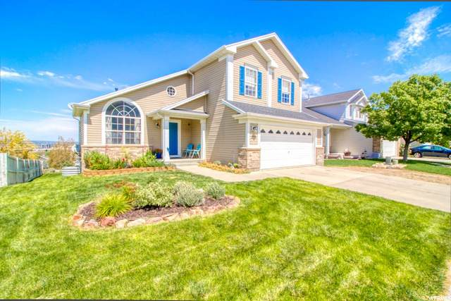 233 E Wayfield Dr, Draper, UT 84020 (MLS #1693270) :: Lookout Real Estate Group