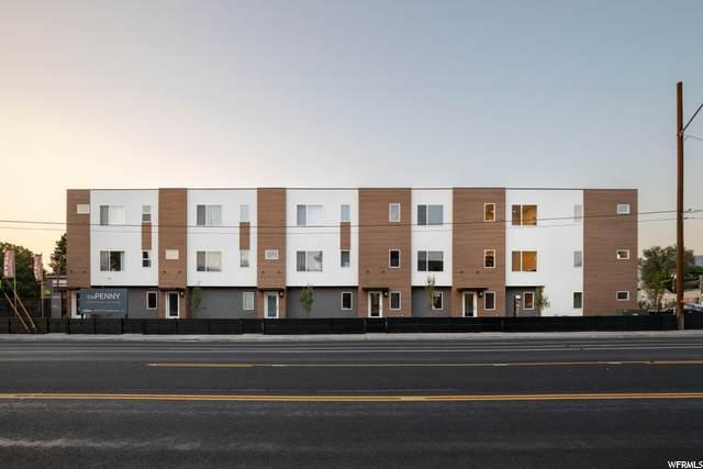 1660 S Major E #16, Salt Lake City, UT 84115 (#1693392) :: Pearson & Associates Real Estate