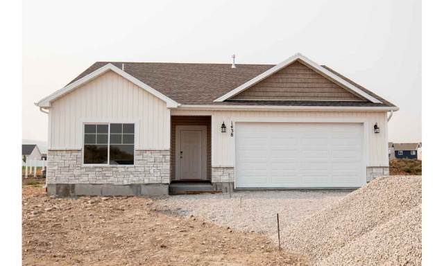 1438 E 300 S, Hyrum, UT 84319 (MLS #1693457) :: Lookout Real Estate Group