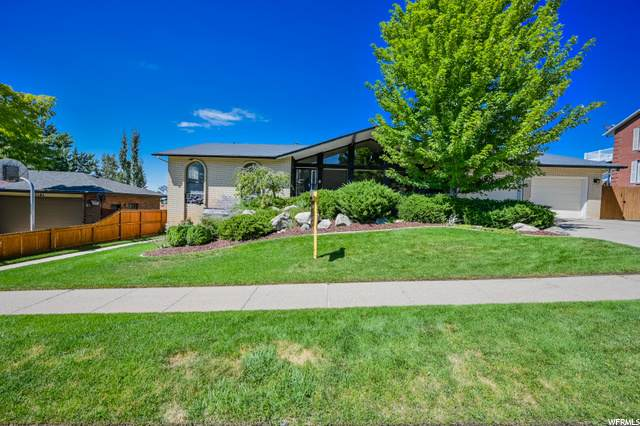 1187 E 2050 S, Bountiful, UT 84010 (#1693472) :: Exit Realty Success