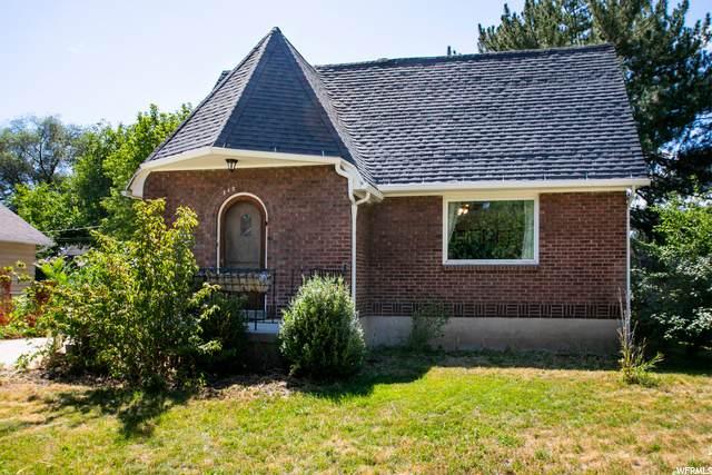 145 N 200 E, Springville, UT 84663 (#1693570) :: Colemere Realty Associates