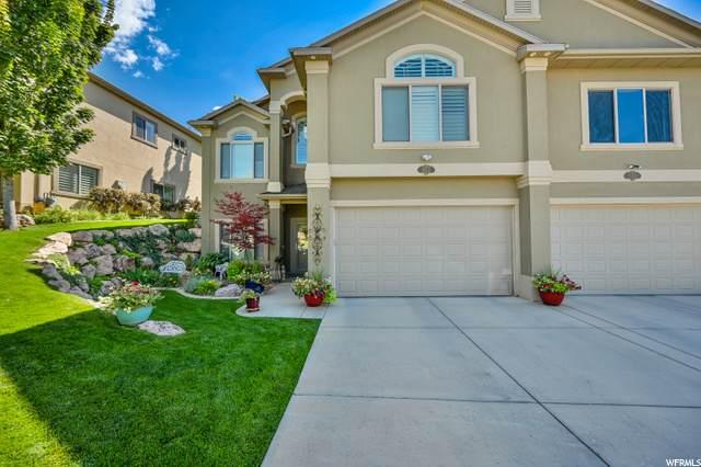 652 S Edgewood Dr E, North Salt Lake, UT 84054 (MLS #1693796) :: Lookout Real Estate Group