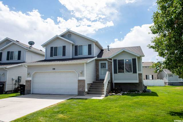 130 E Crystal Bay Dr N, Stansbury Park, UT 84074 (#1694080) :: Red Sign Team