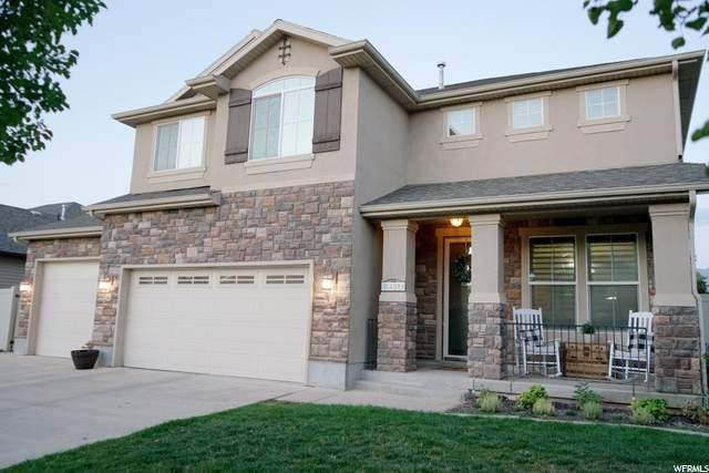 1088 Newham Ct, North Salt Lake, UT 84054 (MLS #1694198) :: Lookout Real Estate Group