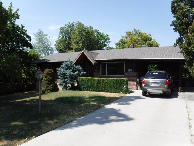 1133 E 2620 N E, Provo, UT 84604 (#1694306) :: Big Key Real Estate