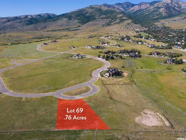 3597 N Eagle Ridge Dr, Eden, UT 84310 (MLS #1694346) :: Lookout Real Estate Group