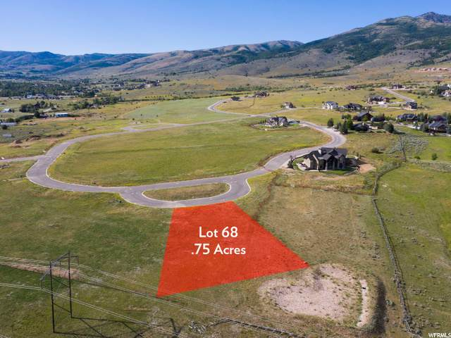 3599 N Eagle Ridge Dr #68, Eden, UT 84310 (#1694351) :: Colemere Realty Associates