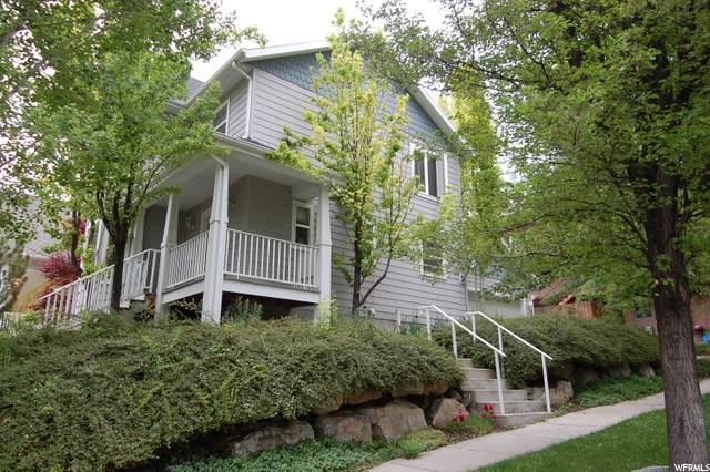550 N 200 W, Salt Lake City, UT 84103 (#1694380) :: Utah Best Real Estate Team | Century 21 Everest