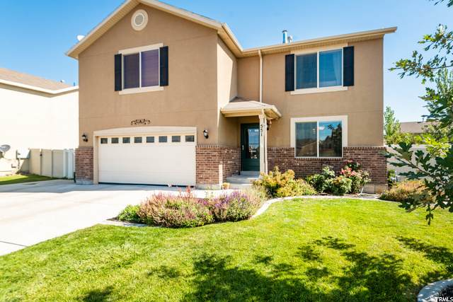 551 S Jordan Way, Lehi, UT 84043 (#1694390) :: RE/MAX Equity