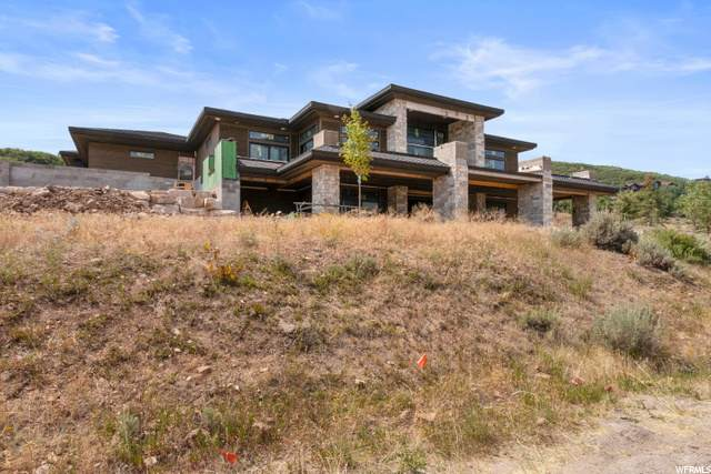 7225 Lupine Dr, Park City, UT 84098 (MLS #1694953) :: High Country Properties
