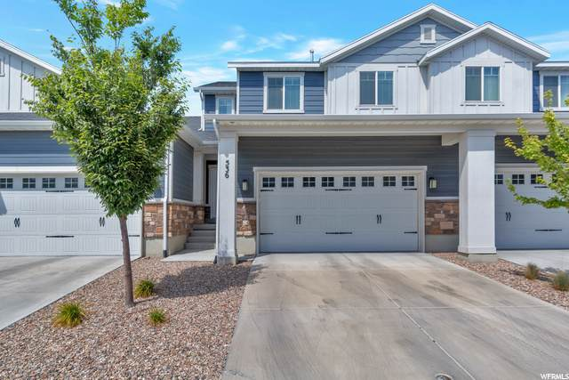 536 W Fox Chase Dr S #114, Draper, UT 84020 (MLS #1695268) :: Lookout Real Estate Group